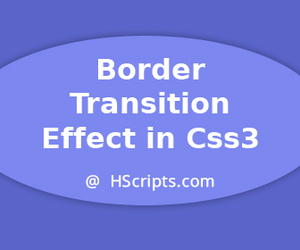 css3, hscripts, and transition effect image