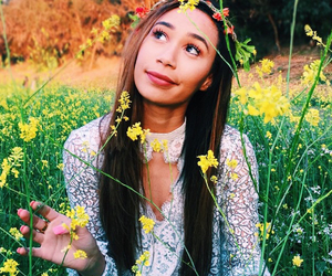 mylifeaseva, flowers, and eva gutowski image