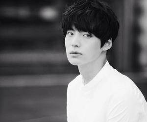 model, actor, and ahn jae hyun image