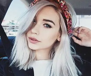 girl, hair, and amanda steele image
