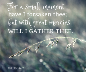 gathering, seek, and mercy image