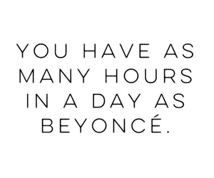 beyoncé, quote, and inspiration image