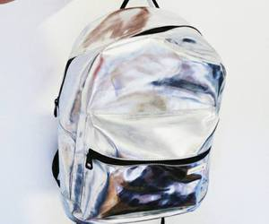 backpack, bag, and fashion image