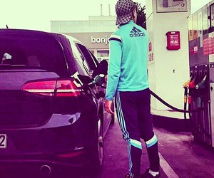thug, adidas, and Algeria image