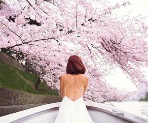maxi dress, fashion, and white image
