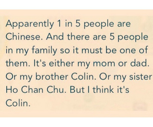 chinese, family, and funny image