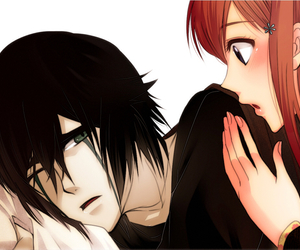 bleach, anime, and Orihime image