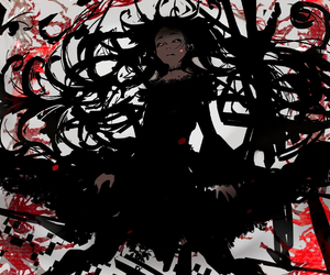 dark and vocaloid image