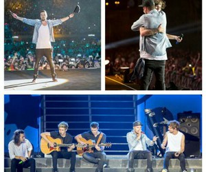 liam payne, niall horan, and on the road again tour image