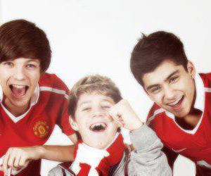 niall horan, zayn malik, and louis tomlinson image