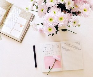 flowers, girly, and style image