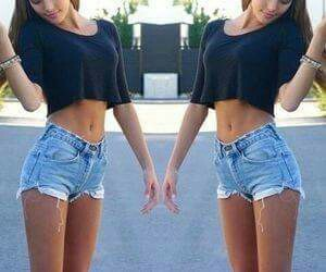 body and perfect image