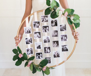 wedding, diy, and photos image