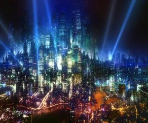 town and psycho-pass image