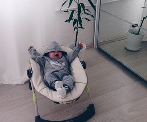 adidas, cute, and baby image