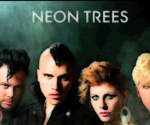 electronica, neon trees, and banda musical image