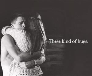 couple, hugs, and love image
