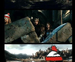 funny, the hobbit, and fili image