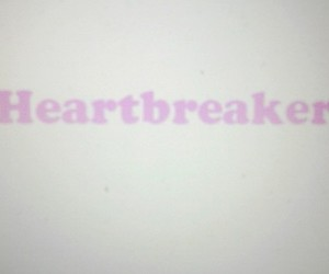 pink, grunge, and heart image