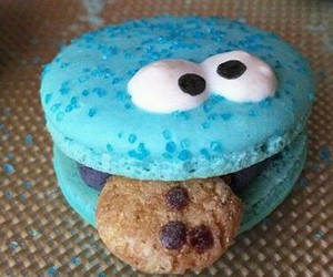monster, cooki, and mniam image