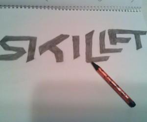 i love skillet and kevesebb sikerrel image