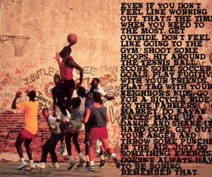 angry, Basketball, and exercise image