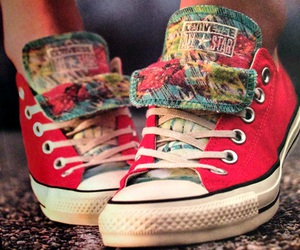 all star, beautiful, and chuck taylor image