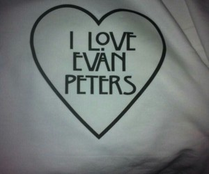 evan peters, coven, and I Love You image