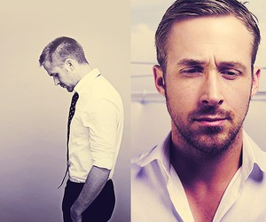 ryan gosling, handsome, and Hot image