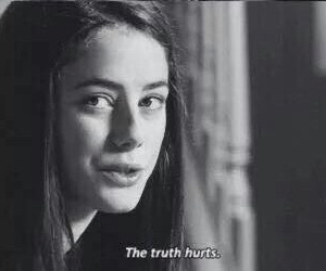 skin, truth, and hurt image