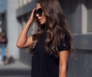 fashion, pretty, and girl image