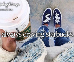 starbucks and justgirlythings image
