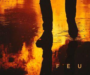 fire and nekfeu image