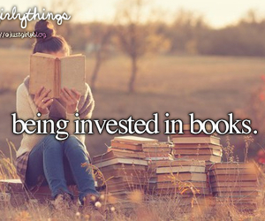 book, just girly things, and justgirlythings image
