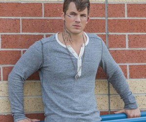 star crossed and matt lanter image