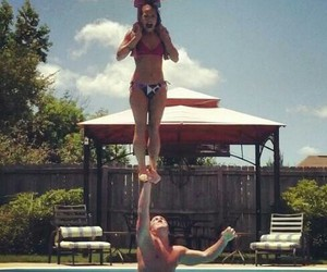 cheer, family, and love image