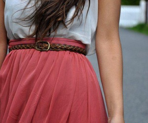 bohemian, outfits, and leather belt image