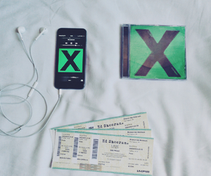 ed sheeran, x, and music image