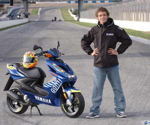 motorcycle, photo, and valentino rossi image