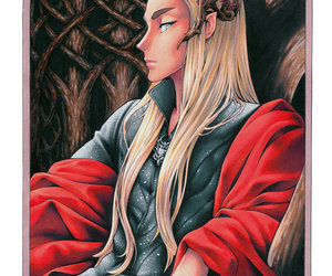 elf, fan art, and lee pace image