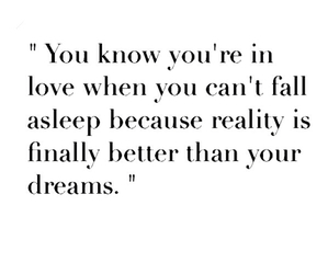 Dream, love, and quote image