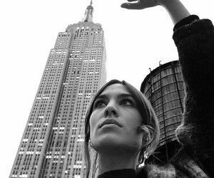 city, alexa chung, and building image