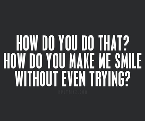 boy, quote, and smile image