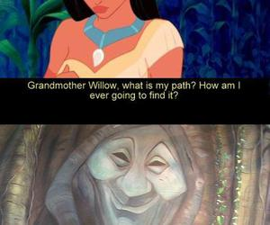 funny, pocahontas, and weed image