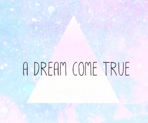 come, Dream, and pastel image
