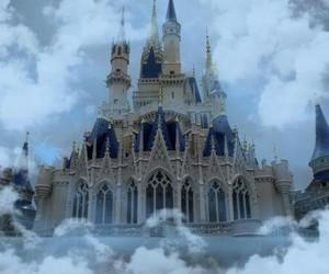 beautiful, castle, and disney image