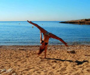 awesome, beach, and flexible image