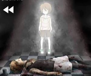 Freddy, fnaf, and die in a fire image