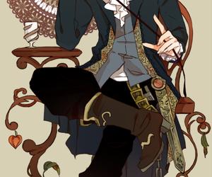 anime, hoozuki, and hoozuki no reitetsu image