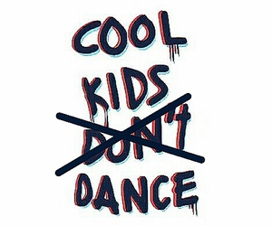 alternative, cool kids, and dance image